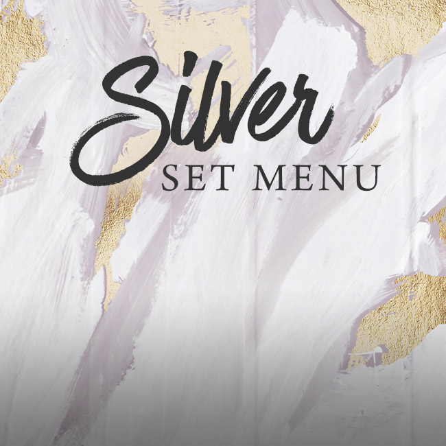 Silver set menu at The Botanist Bristol