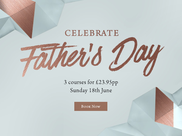 Father's Day at The Botanist Bristol - Book now